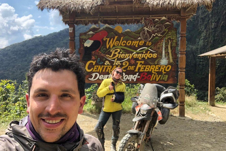 La Paz-Camino a los Yungas